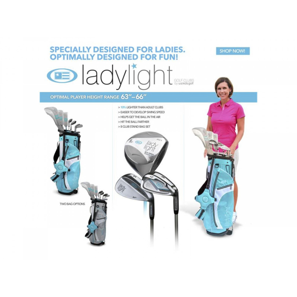 Ladys Light Golf by U.S. Kids