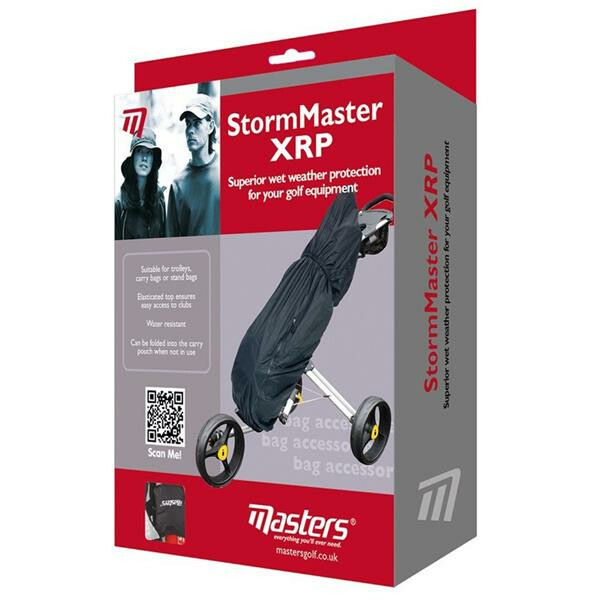 Masters StormMaster XRP Full Length Golf Bag Rain Cape -...