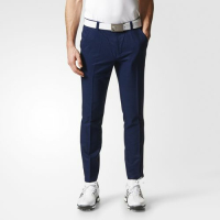 adidas GOLF Hose Männer Prime Heather Dark/Blue TAPERED FIT 38/30