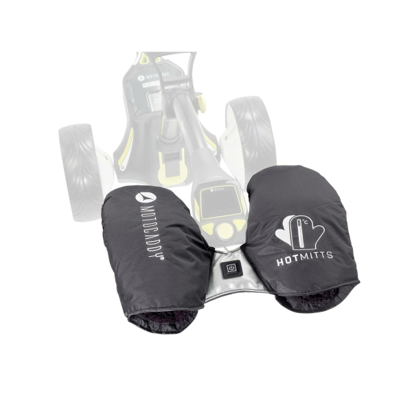 Motocaddy Hot Mitts - beheizbare Fäustlinge (USB)