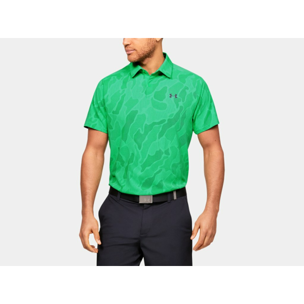 UNDER ARMOUR Vanish Jacquard Polo Herren
