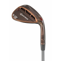 Taylormade Gefräster Hi-Toe Wedge exklusive Performance Linkehand 54