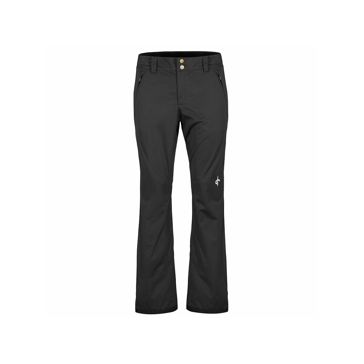 Cross Sportswear Golf Women Hose W Pro Pants Short Damen Black XS