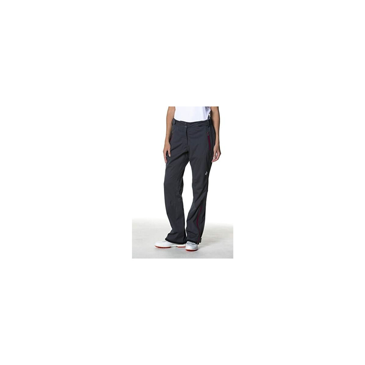 Cross Sportswear Golf Women Hose W Edge Pants Damen Black XS