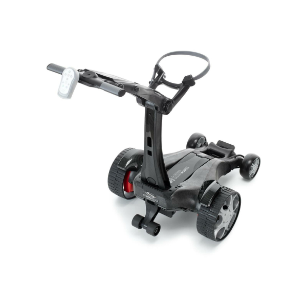 Stewart Golf E-Trolley Q Follow Golftrolley