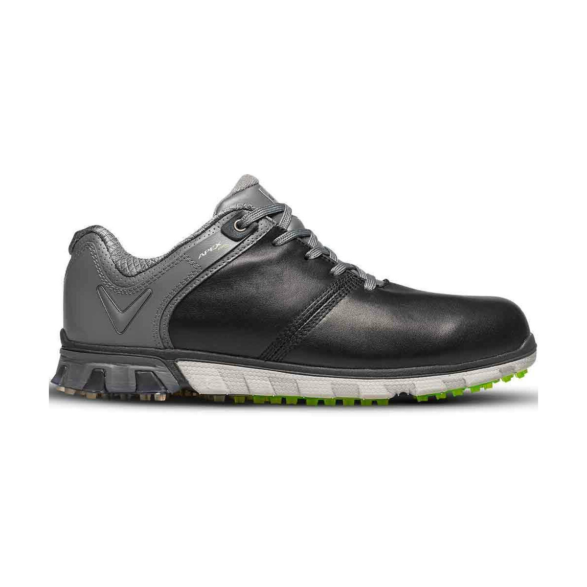 Callayway Apex Pro M570 Golfschuhe Herren Black/Grey 47