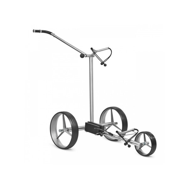 TiCad Liberty Elektro Golf Trolley aus Titan...