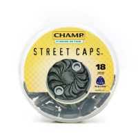 Champ Golf Spikes Street Caps