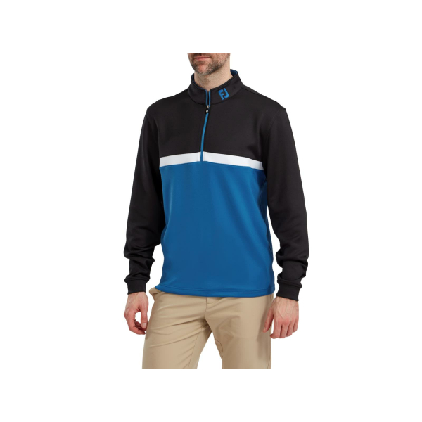 Footjoy Chill-Out Pullover im Colorblock-Design Herren