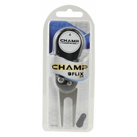 CHAMP Golf-Pitchgabel, Unisex, CHP86442, Schwarz, Regular