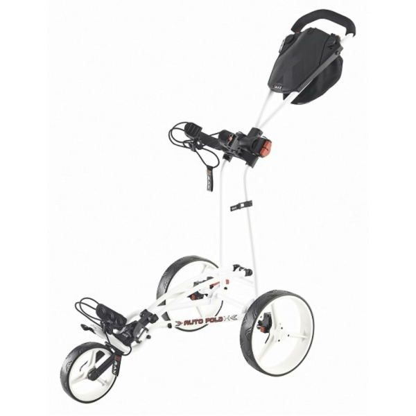BIG MAX Golfcart Autofold X 3-Rad Golftrolley