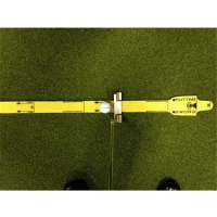 EYELINE GOLF PUTTING SWORD. PRACTICE TRAINING AID