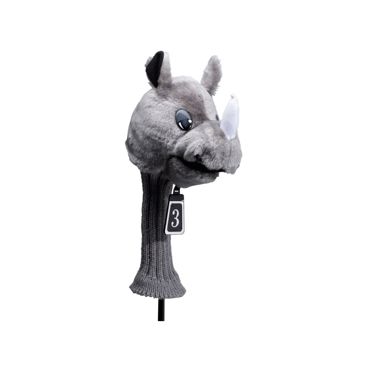 Tier-Headcover Nashorn