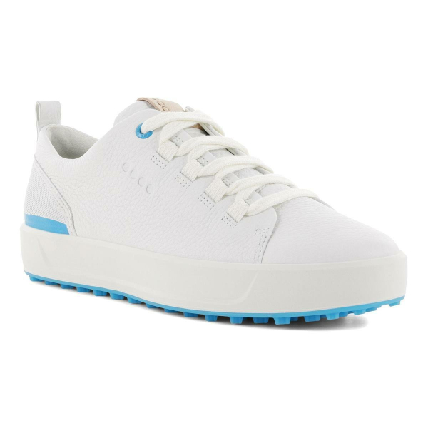 Ecco W Golf Soft Bright WhiteBlue Neon Lyra